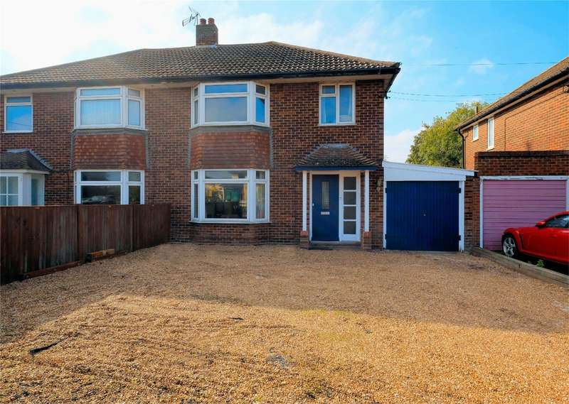 3 Bedrooms Semi Detached House for sale in Herne Bay Road, Tankerton, WHITSTABLE, Kent