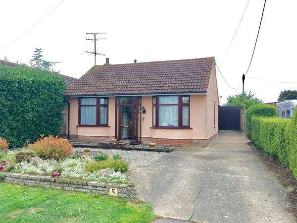 2 Bedrooms Bungalow for sale in Carlton Road, Kesgrave, Ipswich