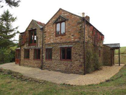 3 Bedrooms Detached House for sale in Keepers Cottage, Uppingham Road, Keythorpe, Leicester