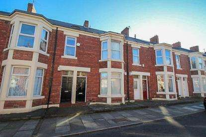 5 Bedrooms Maisonette Flat for sale in King John Street, Heaton, Newcastle Upon Tyne, NE6