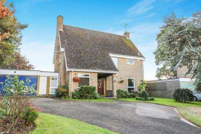 4 Bedrooms Detached House for sale in High Street, Sutton, Sandy, Bedfordshire