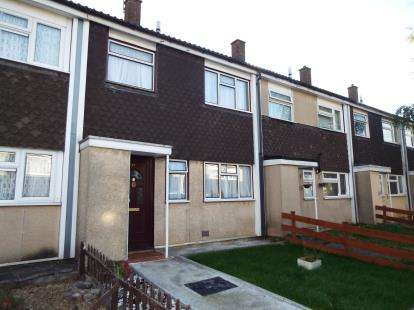 3 Bedrooms Terraced House for sale in Axe Close, Luton, Bedfordshire, Marsh Farm