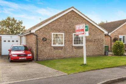3 Bedrooms Bungalow for sale in Whitton Close, Greatworth, Banbury, Northamptonshire