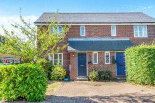 2 Bedrooms Semi Detached House for sale in Partridge Drive, St. Marys Island, Chatham, Kent