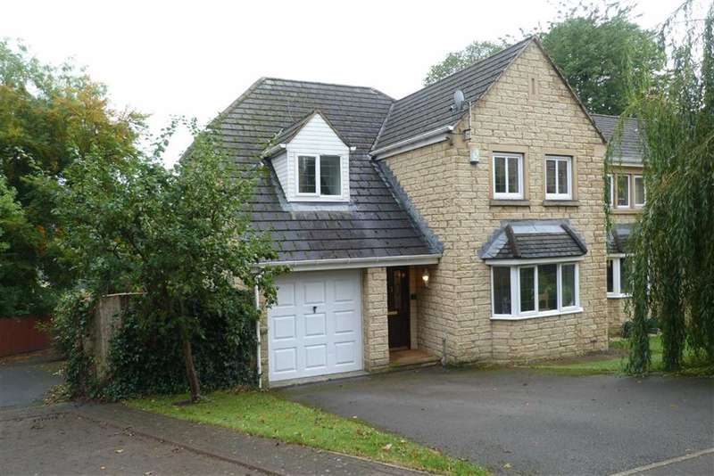 4 Bedrooms Property for sale in 44, Birks Road, Longwood, Huddersfield