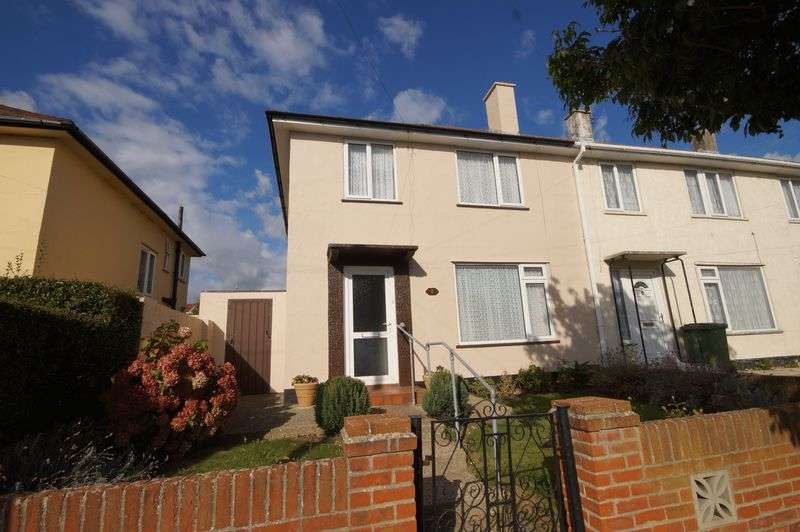 3 Bedrooms Semi Detached House for sale in Mousehole Road, Paulsgrove, Portsmouth, PO6