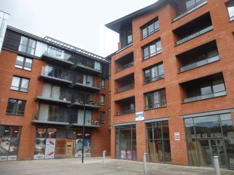 1 Bedroom Flat for sale in Rialto, Kelham Island - Stunning Penthouse Apartment