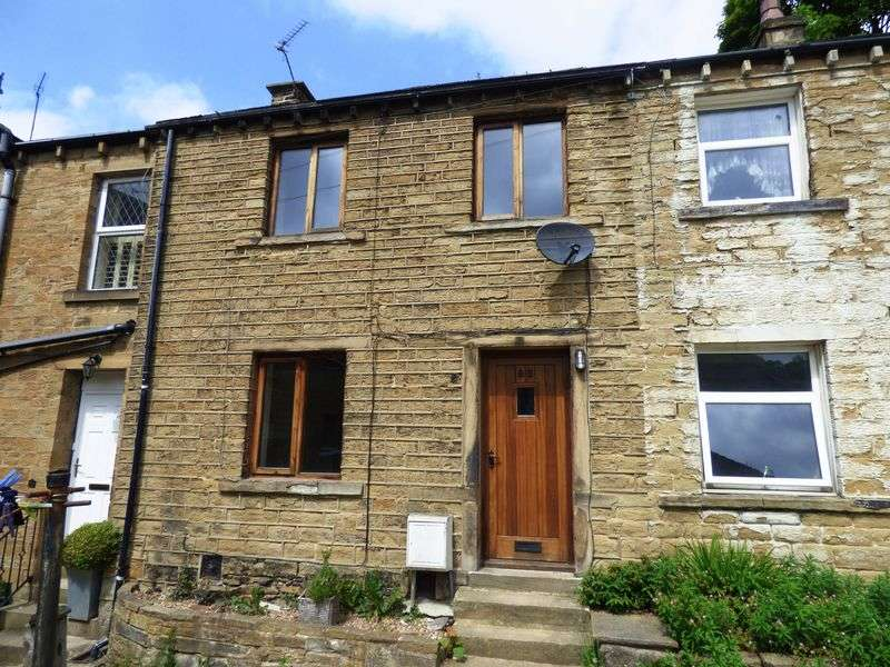2 Bedrooms Terraced House for sale in North Road, Huddersfield