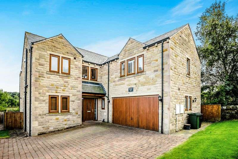4 Bedrooms Detached House for sale in Marsh Lane, Huddersfield
