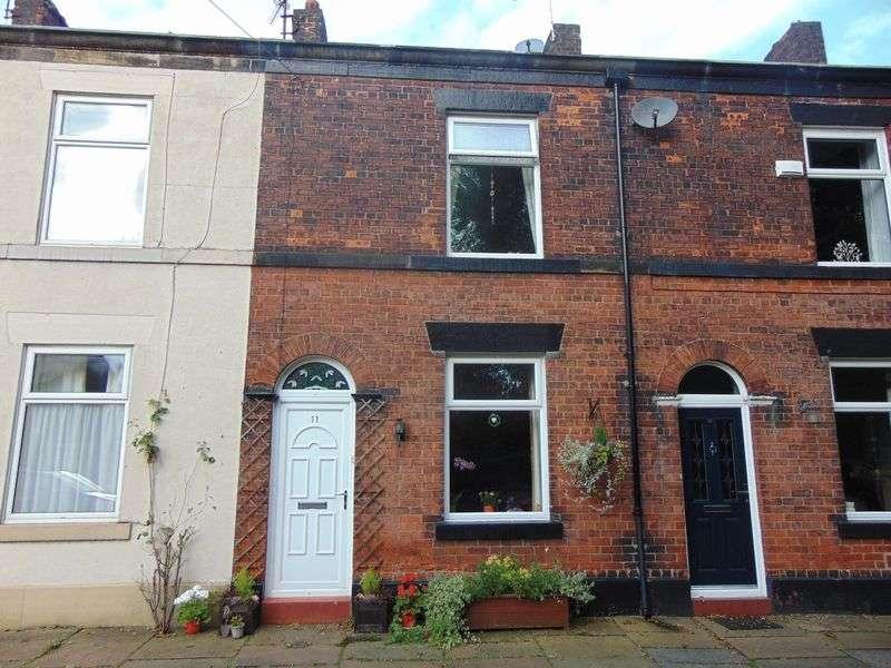 2 Bedrooms Terraced House for sale in Rowans Street, Elton, Bury