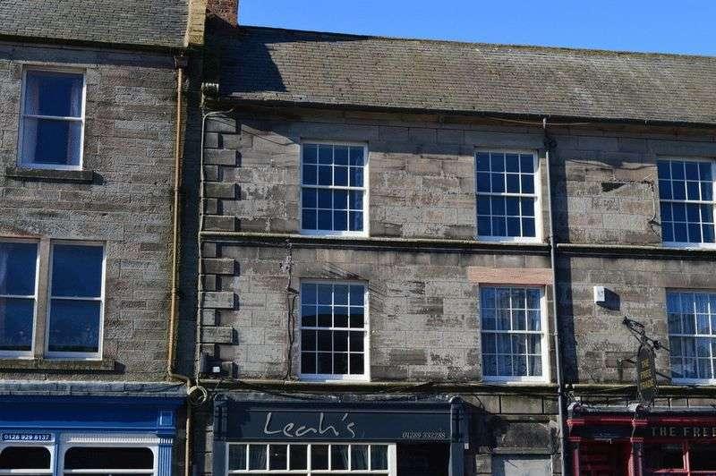 1 Bedroom Flat for sale in Castlegate, Berwick-Upon-Tweed
