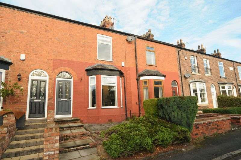 2 Bedrooms House for sale in Wash Lane, Latchford, Warrington