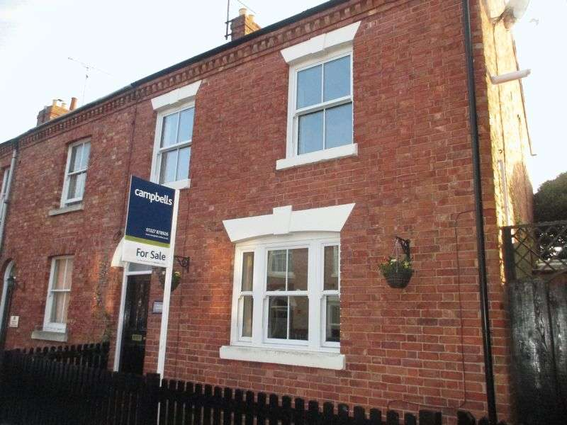 3 Bedrooms Terraced House for sale in New Street, Weedon, NN7 4QS