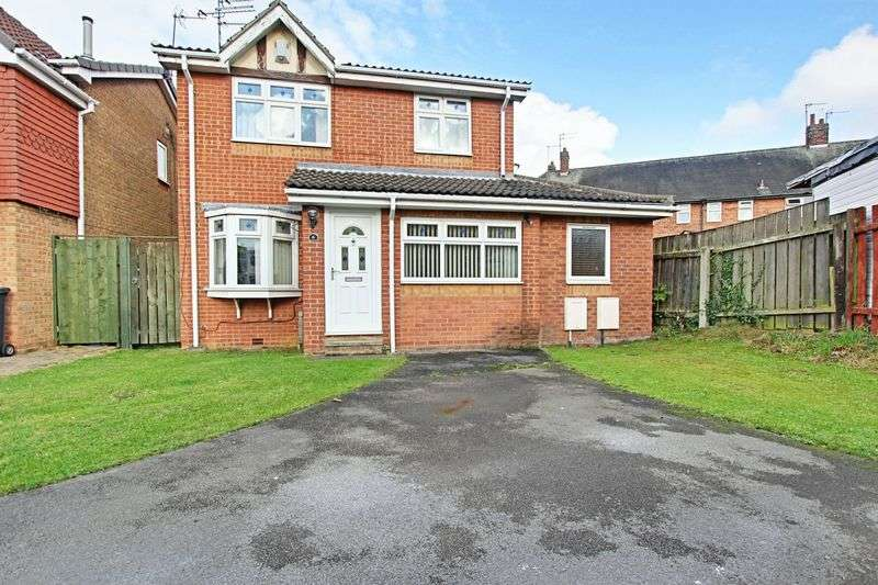3 Bedrooms Detached House for sale in Sorrel Drive, Hull