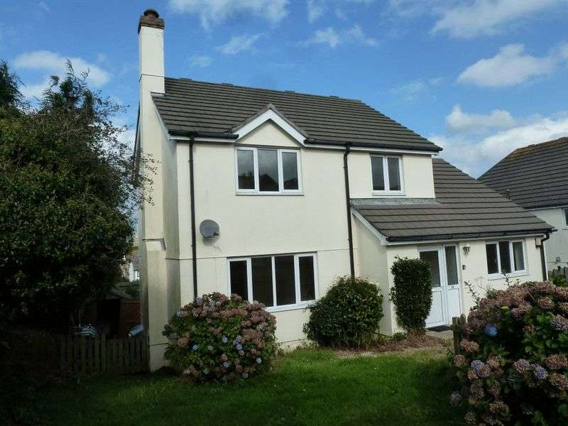 4 Bedrooms Detached House for sale in Clover Lane Close, Boscastle