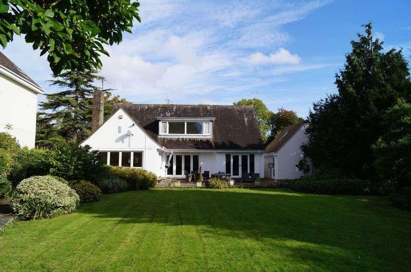 5 Bedrooms Detached House for sale in Hucclecote Road, Hucclecote, Gloucester