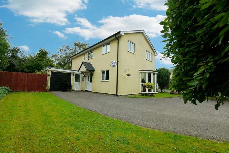 4 Bedrooms Detached House for sale in BURCOT