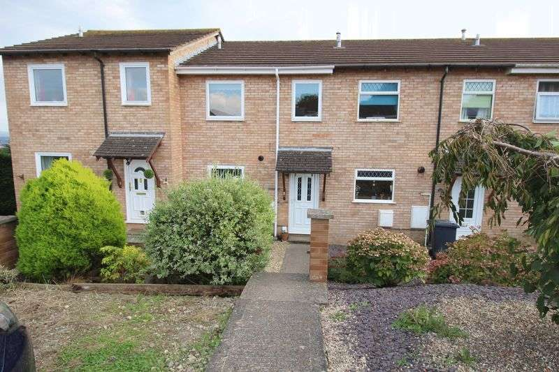 3 Bedrooms House for sale in Antonine Crescent, Exeter