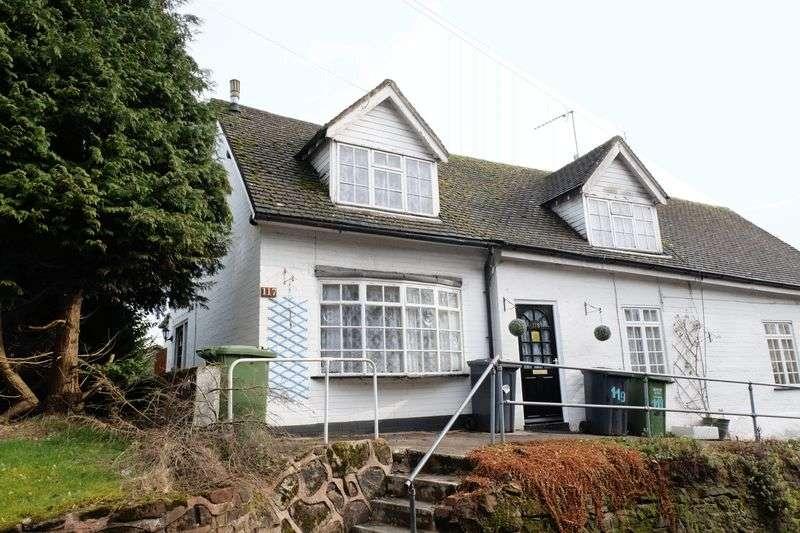 1 Bedroom Terraced House for sale in Richmond Road, Bewdley DY12 2BQ