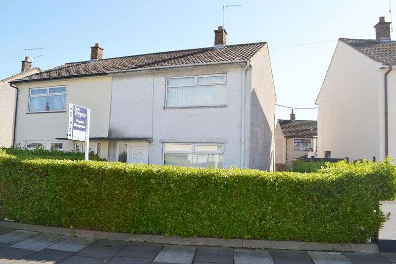 2 Bedrooms Terraced House for sale in Ashleigh Park, Carrickfergus