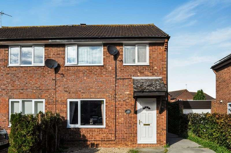 3 Bedrooms Semi Detached House for sale in Ginge Close, Abingdon