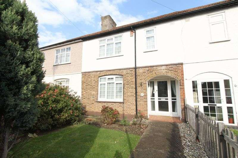 3 Bedrooms Terraced House for sale in Idmiston Square, Worcester Park