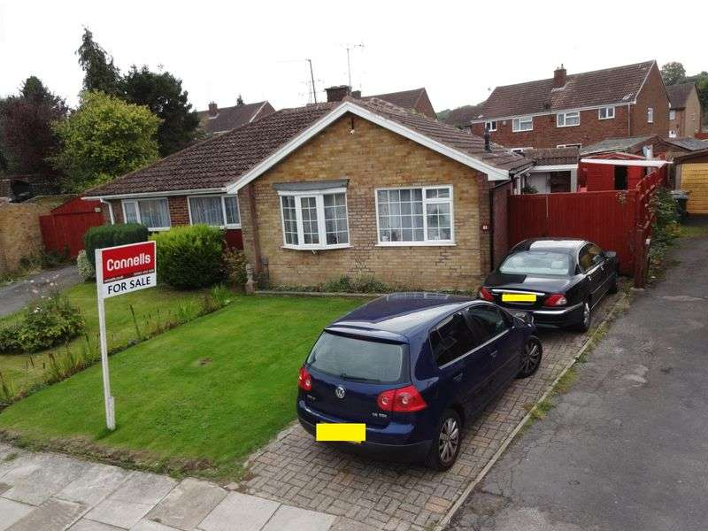 3 Bedrooms Semi Detached Bungalow for sale in Ripley Road, Luton