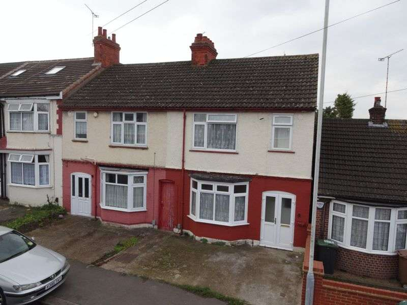 3 Bedrooms House for sale in Beechwood Road, Luton