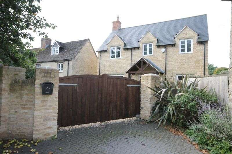 3 Bedrooms Detached House for sale in BLETCHINGDON
