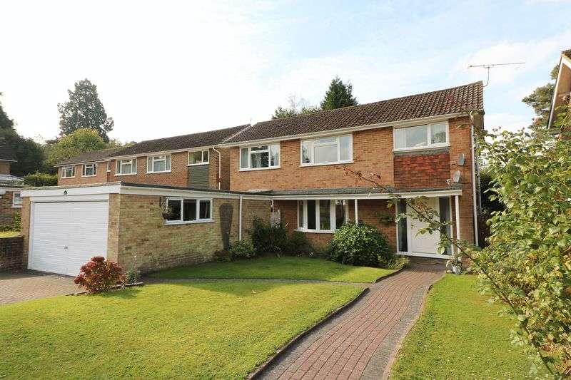 5 Bedrooms Detached House for sale in Rossdale, Tunbridge Wells