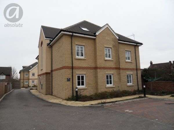 1 Bedroom Flat for sale in Walsingham Close, Bedford