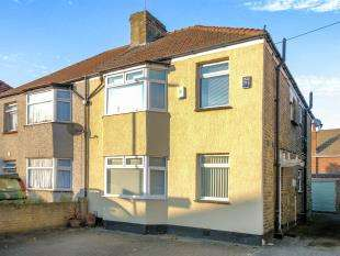 4 Bedrooms Semi Detached House for sale in Westbrooke Road, Welling, Kent