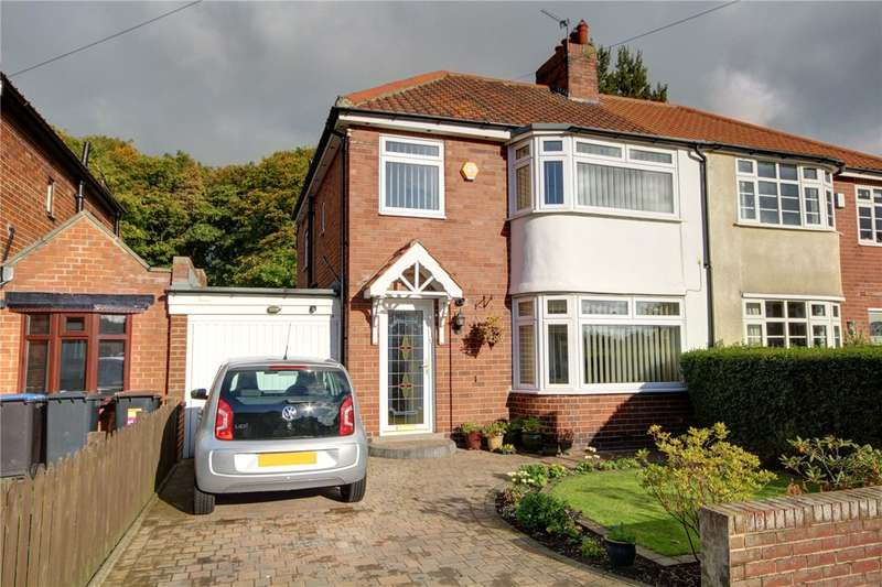 3 Bedrooms Semi Detached House for sale in Witton Grove, Sniperley, Durham, DH1
