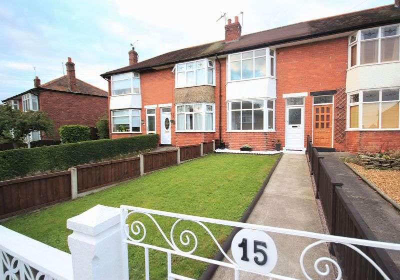 3 Bedrooms Terraced House for sale in Rydal Avenue, Whitchurch