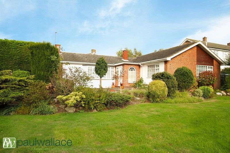 3 Bedrooms Detached Bungalow for sale in Broadfields, Goffs Oak