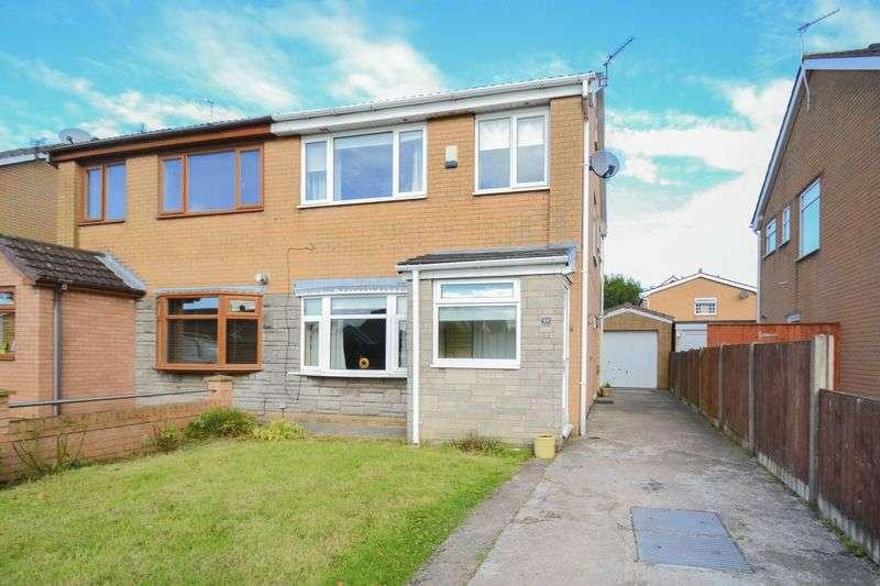 3 Bedrooms Semi Detached House for sale in Back Lane, Preston