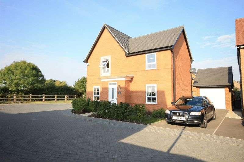 4 Bedrooms Detached House for sale in MALLOW CLOSE, STENSON FIELDS