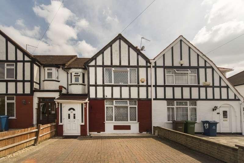 3 Bedrooms Terraced House for sale in Radcliffe Road, Harrow, Middlesex, HA3
