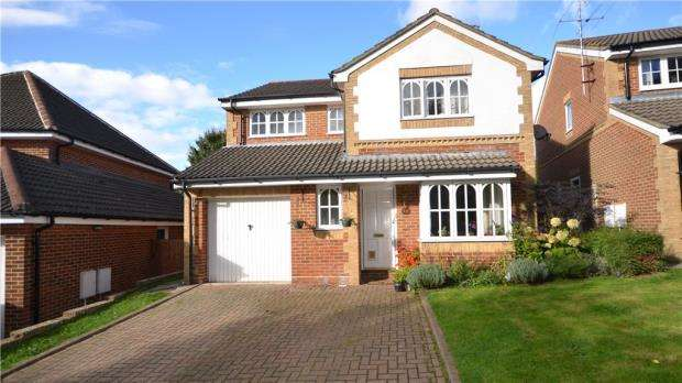 4 Bedrooms Detached House for sale in Rachaels Lake View, Warfield