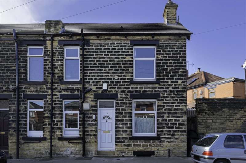 1 Bedroom Terraced House for sale in Nora Place, Bramley, Leeds, LS13