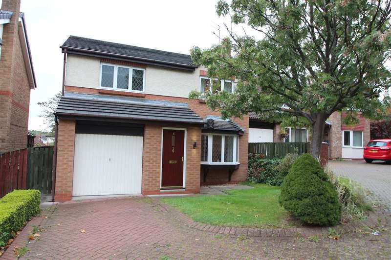 4 Bedrooms Detached House for sale in Baysdale, Mount Pleasant, Houghton-Le-Spring