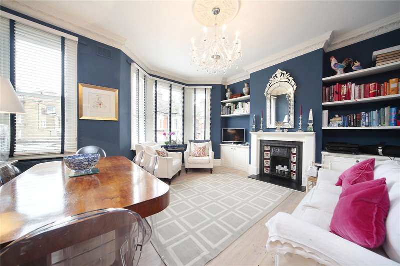 3 Bedrooms Flat for sale in Herndon Road, Wandsworth, London, SW18