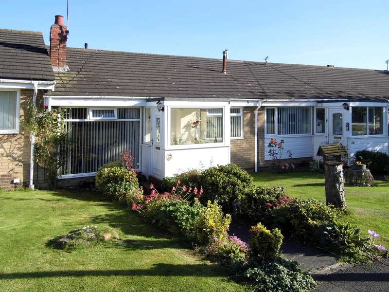 2 Bedrooms Bungalow for sale in Coquet Drive, Ellington, Morpeth