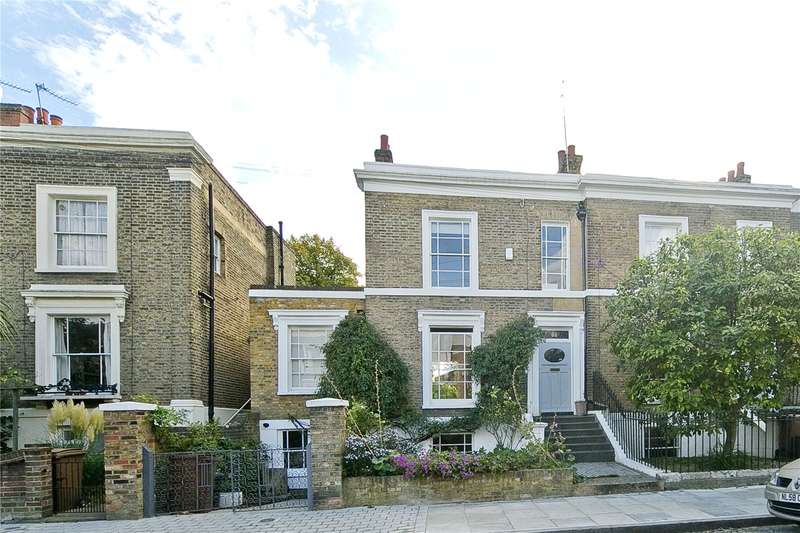 5 Bedrooms Semi Detached House for sale in Albion Drive, Hackney, E8