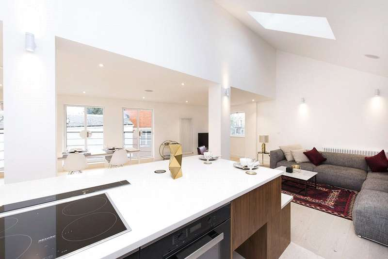 2 Bedrooms Flat for sale in White Horse Yard, 78 Liverpool Road, N1