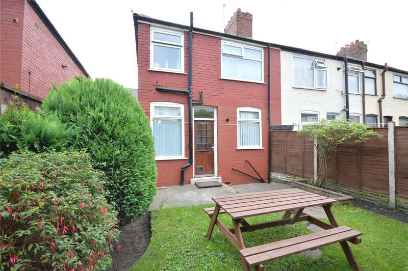 2 Bedrooms End Of Terrace House for sale in Long Lane, Wavertree, Liverpool, L15
