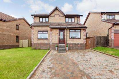 5 Bedrooms Detached House for sale in Aberdour Place, Inverkip
