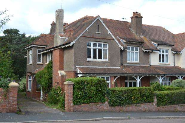 5 Bedrooms Semi Detached House for sale in Links Road, Budleigh Salterton, Devon