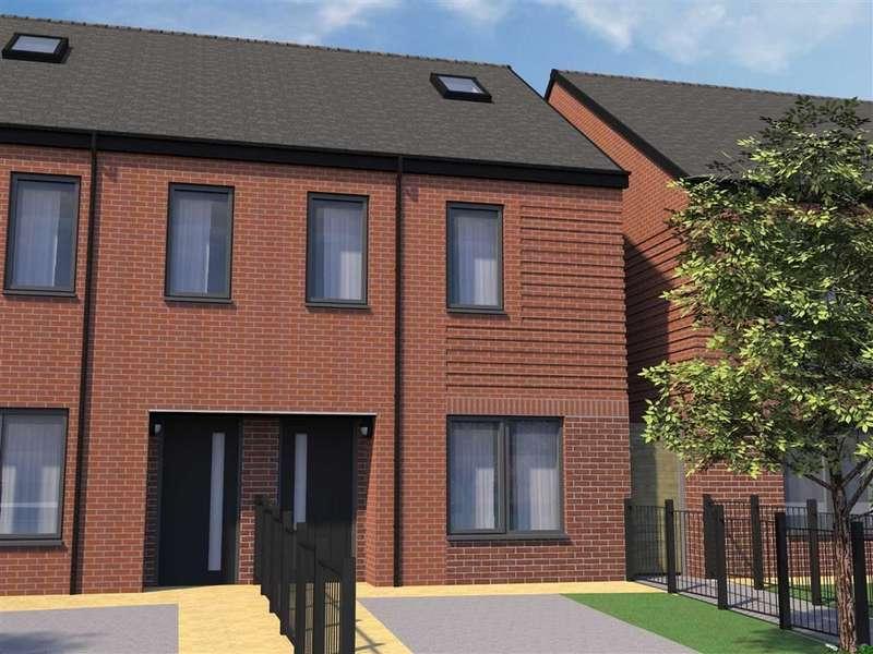4 Bedrooms Property for sale in Plot 10 Primrose Bank, Coppice, Oldham, OL8