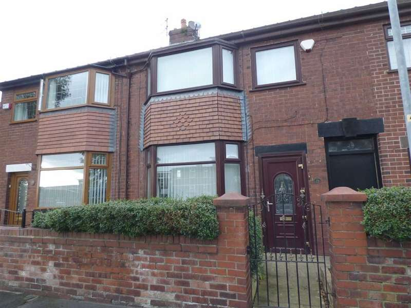 3 Bedrooms Property for sale in Bellfield Avenue, Hathershaw, Oldham, OL8
